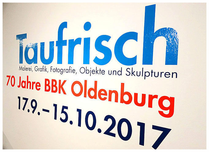 Sarah Esslinger-Dahlmann, Ausstellung im Stadtmuseum (Oldenburg)