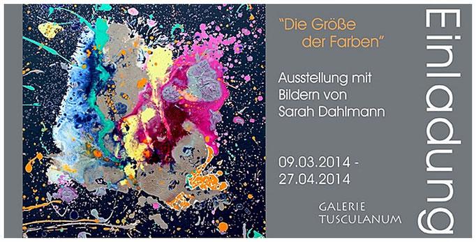 Sarah Esslinger-Dahlmann, Ausstellung im Künstlerdorf Dötlingen