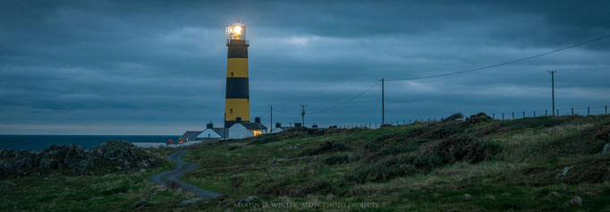 Ireland November 2017 / St. John`s Point Lighthouse