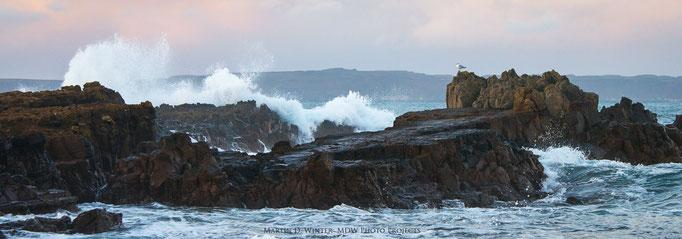 Ireland November 2017 / Ballycastle / Beach