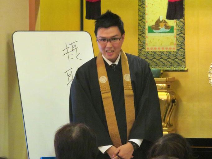 神戸からお越しの津守秀憲さん
