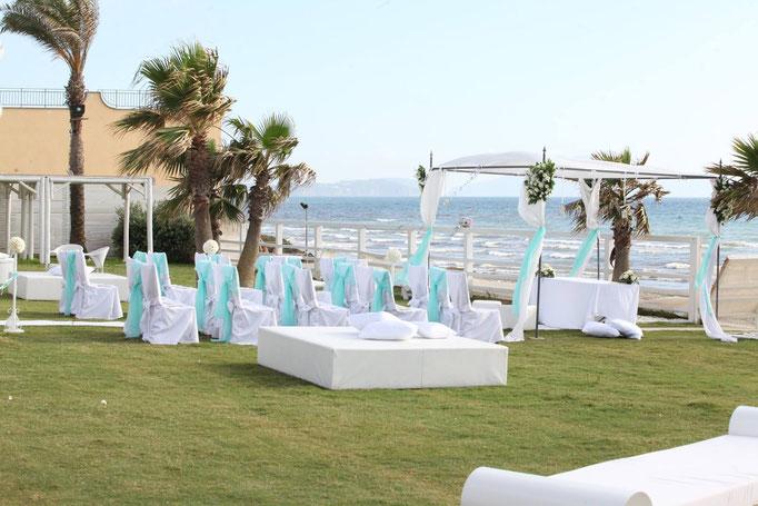 Sole Ricevimenti - matrimonio in spiaggia
