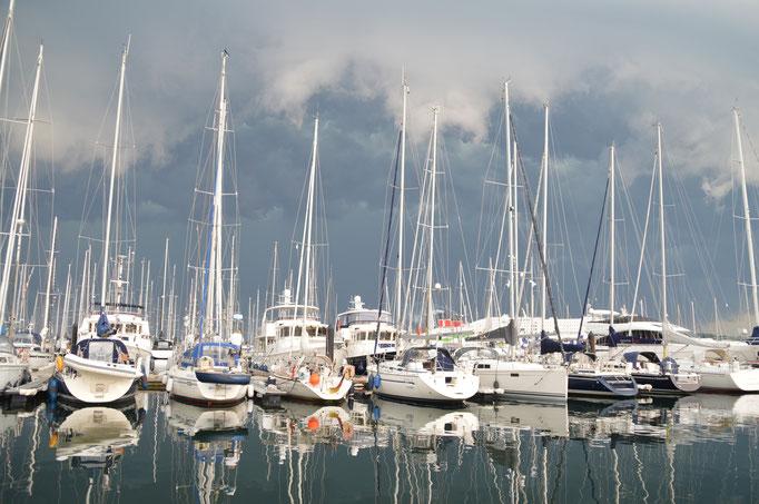 Jachthafen Laboe