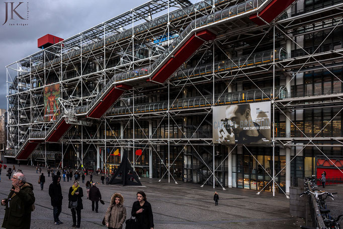 Paris, Centre Pompidou