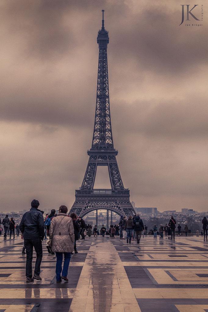 Paris, Tour Eiffel, Eiffelturm