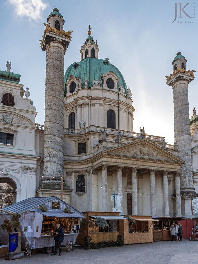 Wien - Karlskirche