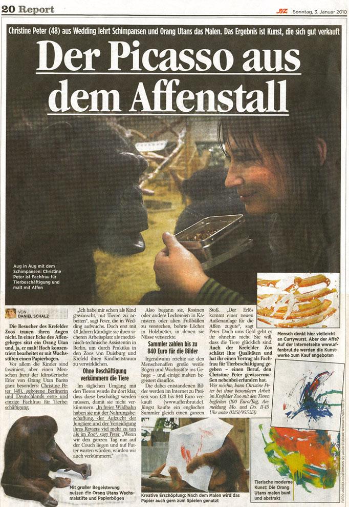 Berliner Zeitung, 3.01.2010