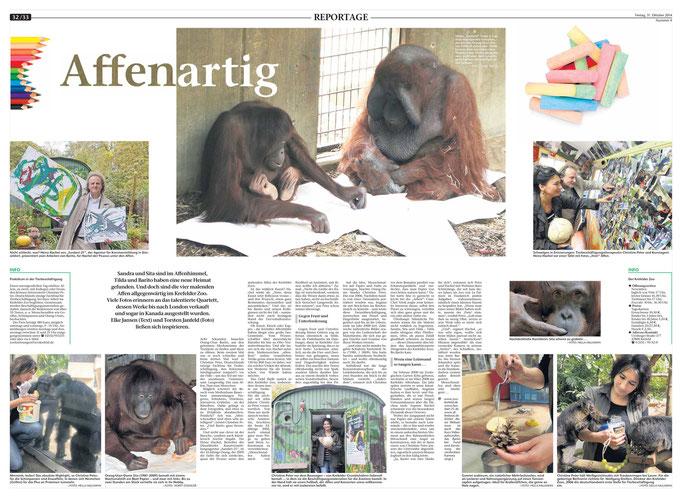 Recklinghausen Zeitung / Wochenendbeilage, 01.11.2014