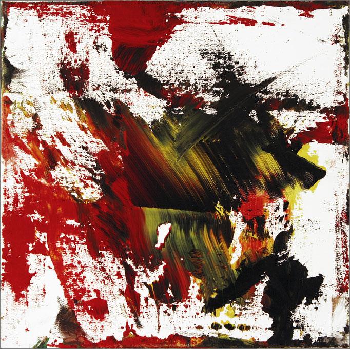 Barito   Acryl auf Leinwand   40 x 40 cm