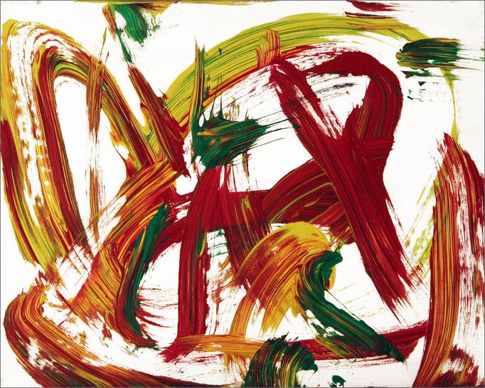 Barito   Acryl auf Leinwand   40 x 50 cm