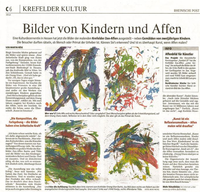 Rheinische Post, 5.05.2010