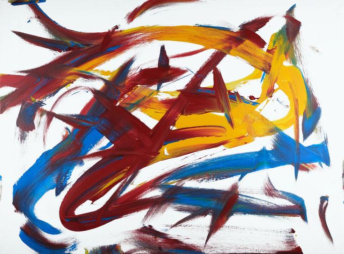 Barito   Acryl auf Leinwand   80 x 60 cm