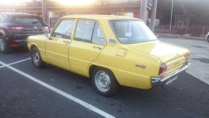 Mazda 1000, 1975