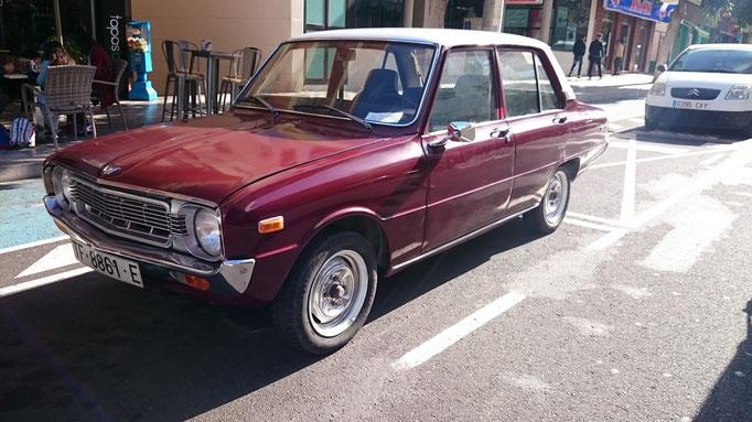 Mazda 1000, 1976