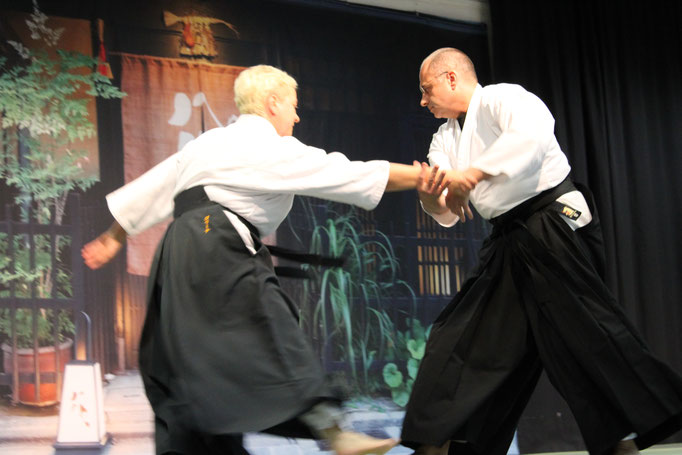 Aikido in seiner schönsten Form