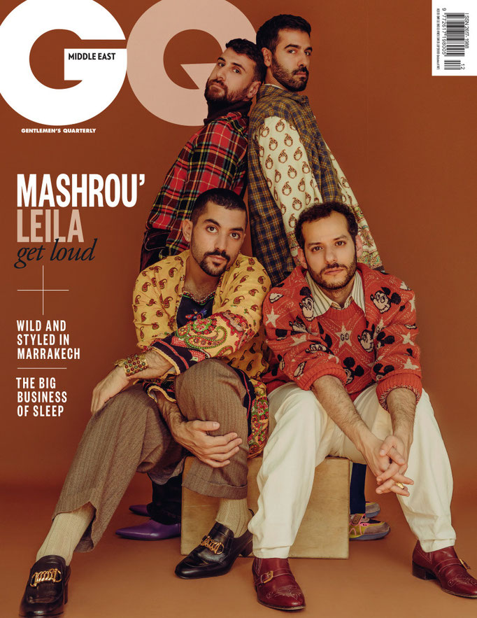 GQ Middle East/Mashrou' Leila