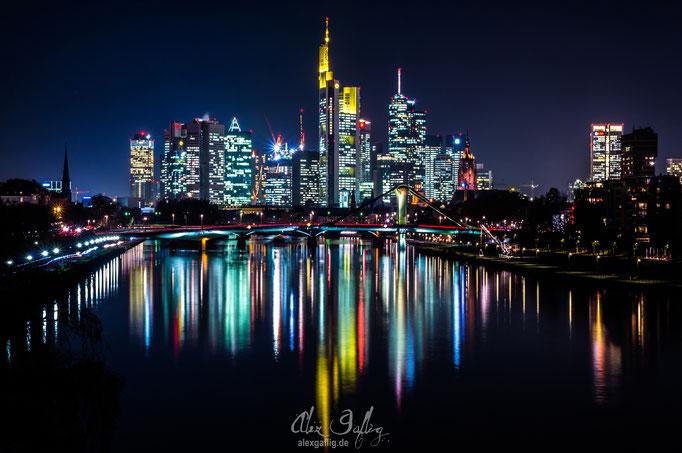 """""""Heartbeat City"""" - Frankfurt am Main, Germany"""