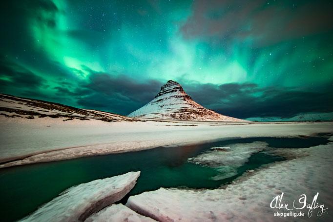 """Magicians Hat""  - Kirkjufell, Iceland"