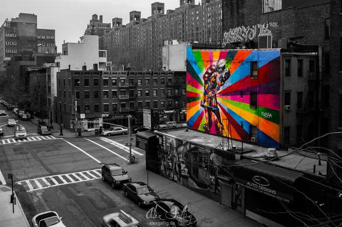 """Colorful Love"" - New York City, USA"