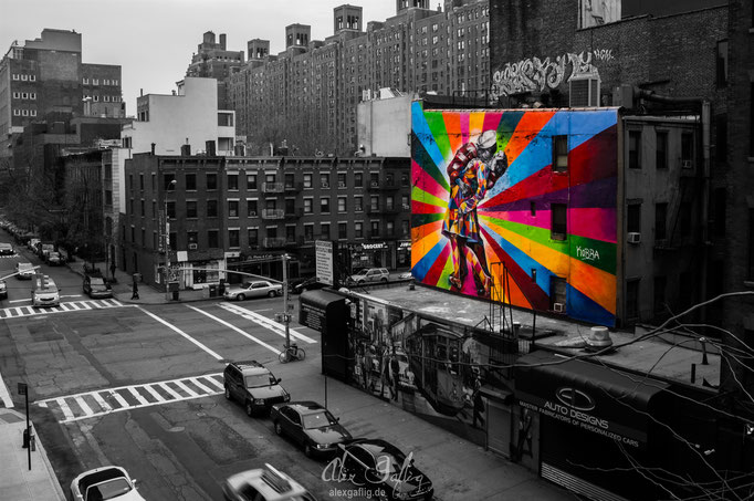 """Colorful Love"" - New York City, USA"