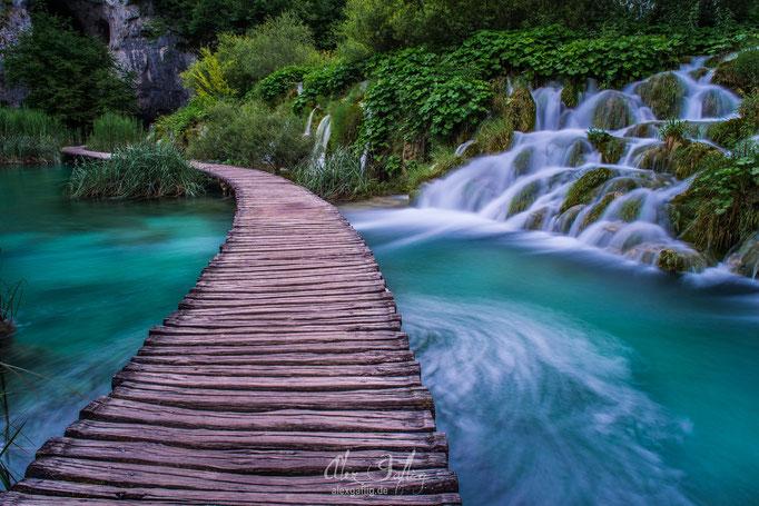 """""""Plitvička Jezera"""" - Plitvice Lakes, Croatia"""