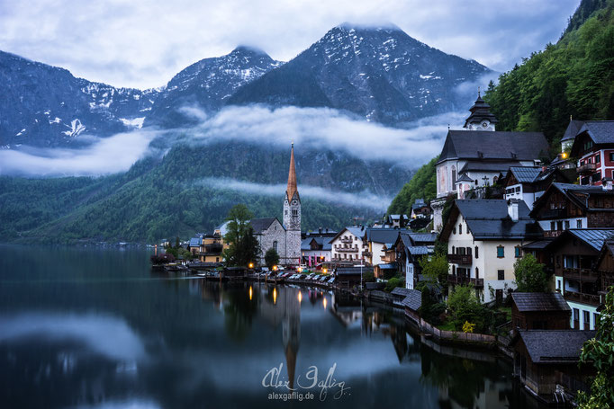 """Dreamy Morning"" - Hallstatt, Austria"