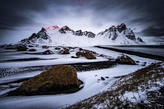 """""""Bloody Peaks"""" - Stokksnes, Iceland"""