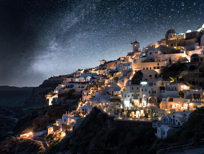 """Kalinychta Oia"" - Oia, Santorini, Greece"