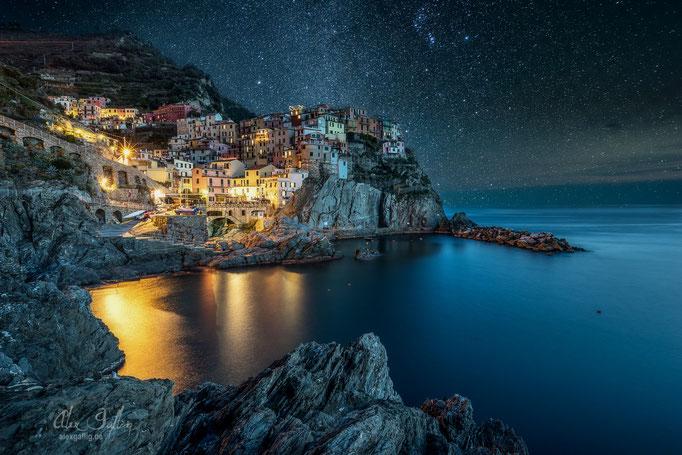"""""""Buona Notte"""" Manarola, Italy"""