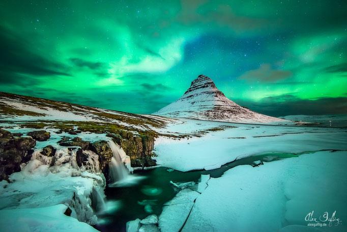 Captain Kirk(jufell) - Kirkjufell, Iceland
