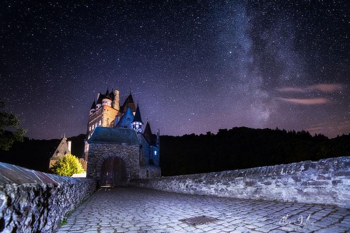 """The Night"" Eltz Castle, Germany"