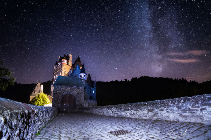 """The Night"" Eltz Castle, Germany"