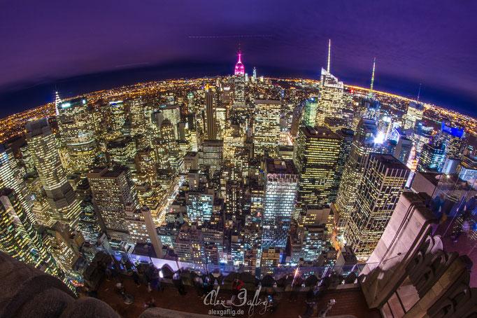 """Planet NYC"" - New York City, USA"