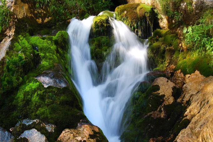 Wasserfälle Abtenau