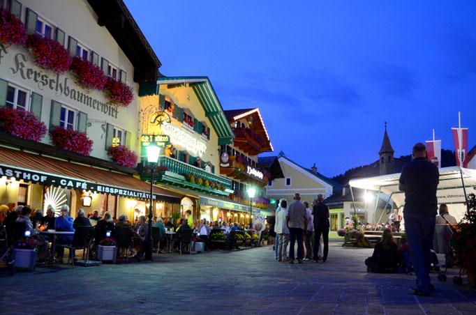 Veranstaltungen Marktplatz