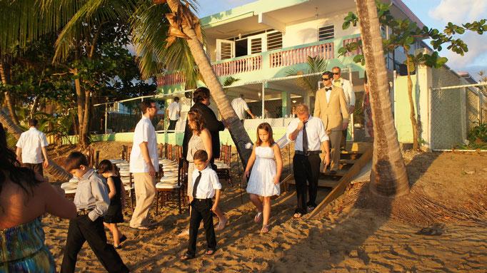 8th and Ocean beachfront wedding