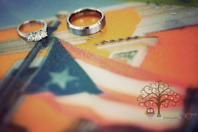 Puerto Rico wedding rings