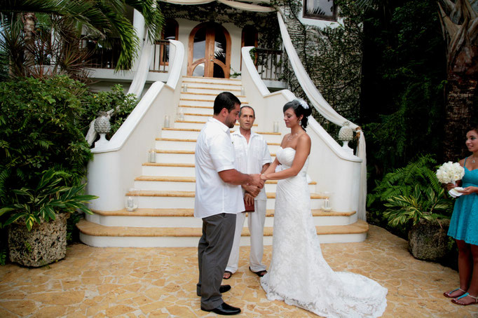Rincon wedding venues the tourism association of rincon puerto caracol che ceremony junglespirit Image collections