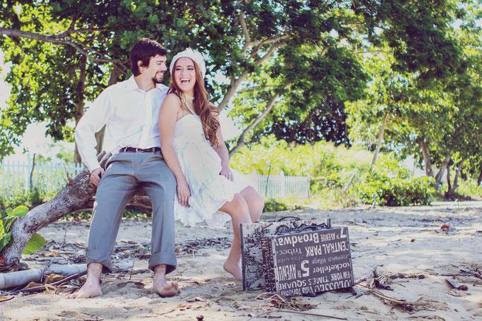 Our Dream Events Beach Wedding