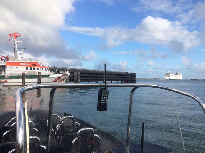Globalwaters | Red Bull Coast 2 Coast 2015 | Fährhafen von Puttgarden | NON-Public-Special-Permission | Vielen Dank