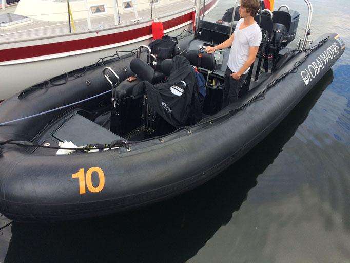 Globalwaters | Red Bull Coast 2 Coast 2015 | Speedboat 10 von 15