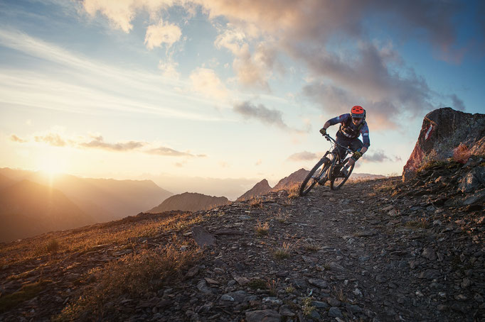 e-Mountainbike Reisen mit traumhaftem Ausblick
