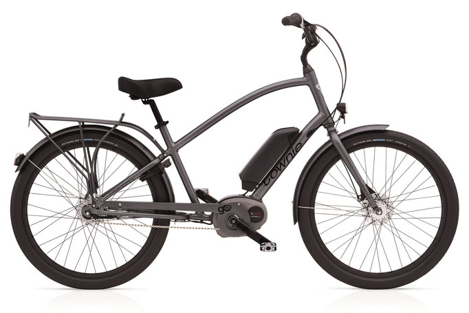 Electra Townie-Go e-Bike 2016