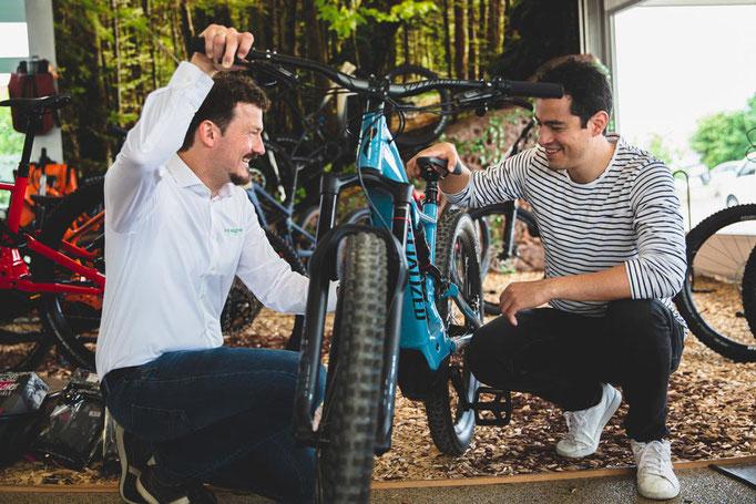 e-Bikes in Heidelberg kostenlos probefahren und kaufen