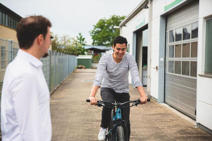 Kostenlose Probefahrten in der e-motion e-Bike Welt Heidelberg