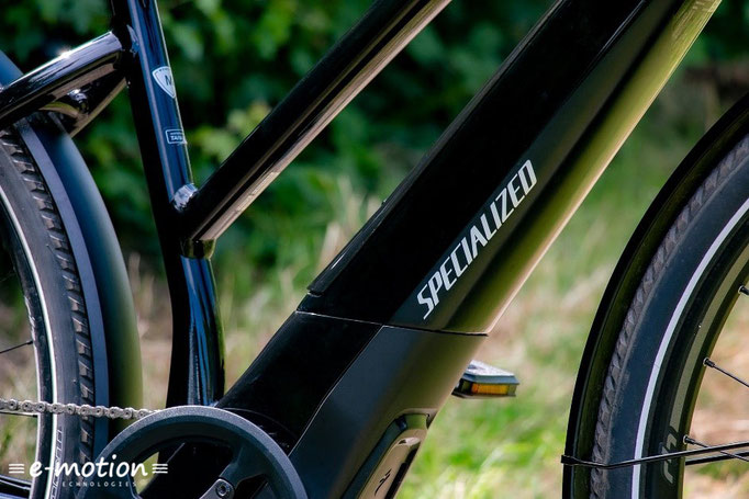 Das Specialized Turbo Vado 5.0 in der Fotostrecke