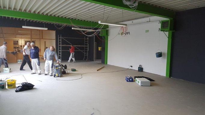 Umbau e-motion e-Bike Shop Harz