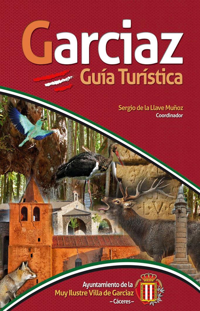 Portada Guía turística Garciaz