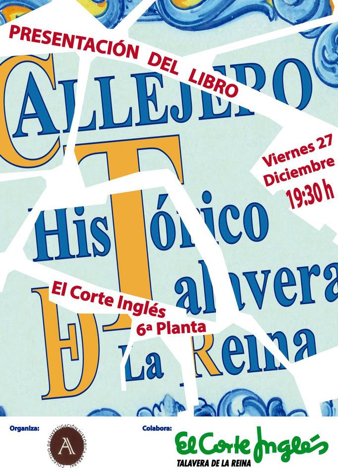 Cartel Callejero Hco Talavera de la Reina
