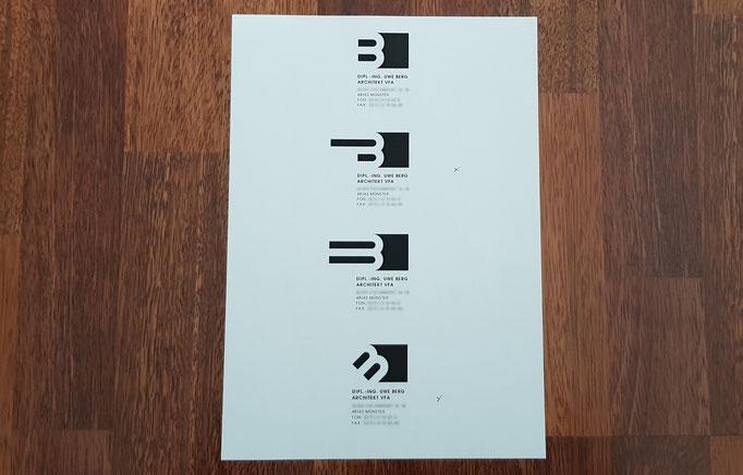 Corporate Design | Logoentwicklung | © Coup. Corporate Design